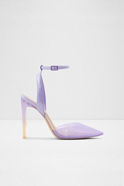 Aldo Kadın Lila Aradda Topuklu Ayakkabı