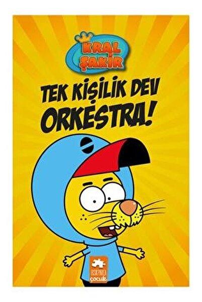 Kral Şakir 1 Tek Kişilik Dev Orkestra ! (CİLTLİ)