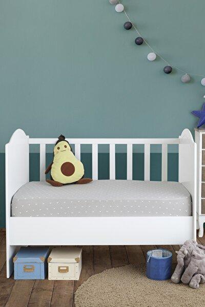 LADYNİL 70x140 Bebek Lastikli Penye Çarşaf %100 Pamuk