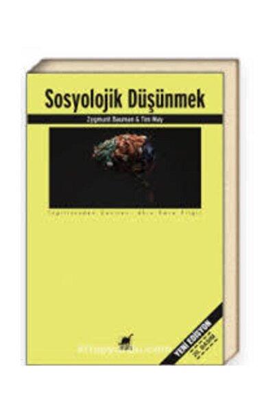 Ayrıntı Yayınları Sosyolojik Düşünmek