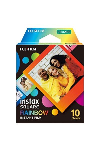 Fujifilm Instax Square Rainbow 10'lu Kare Özel Film