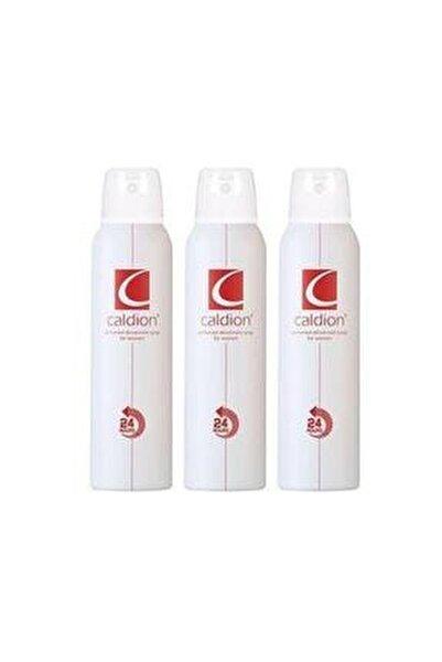 Kadın Deodorant 150 ml X 3 Adet