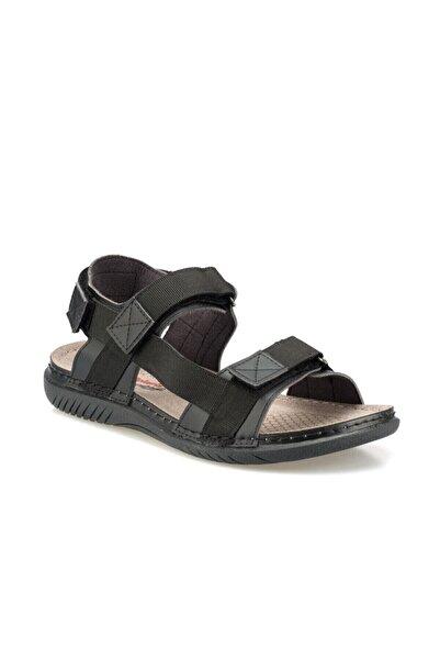 Polaris 160242.M Siyah Erkek Sandalet 100500963