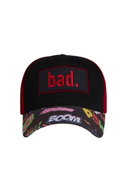 Bad Bear Bad Boom Cap Night Siyah