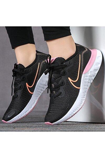 Nike Kadın Siyah Spor Ayakkabı Ck6360-001