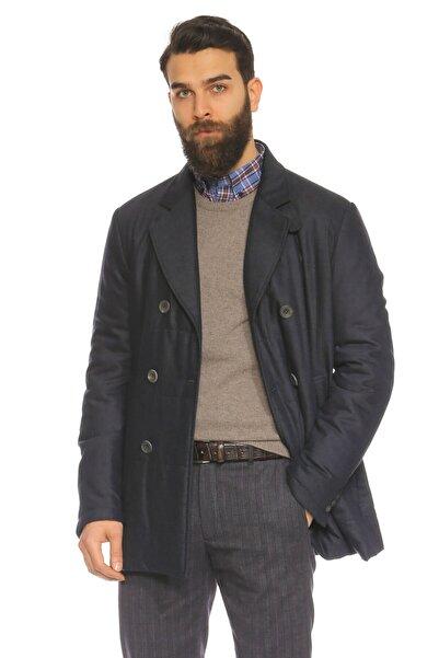 Hackett Erkek Lacivert Palto