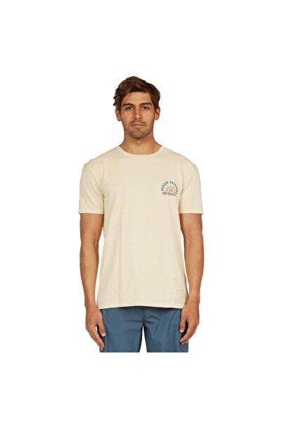 Quiksilver Erkek Beyaz Dream Sessıons Baskılı T-Shirt