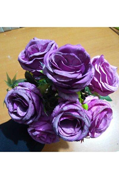 Bemsa Mor Yapay Gül Çiçek