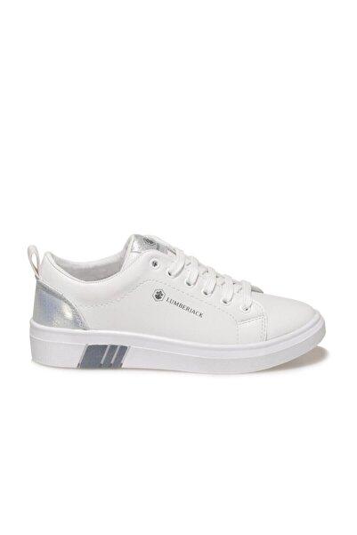 lumberjack TINA 1FX Beyaz Kadın Havuz Taban Sneaker 100696358