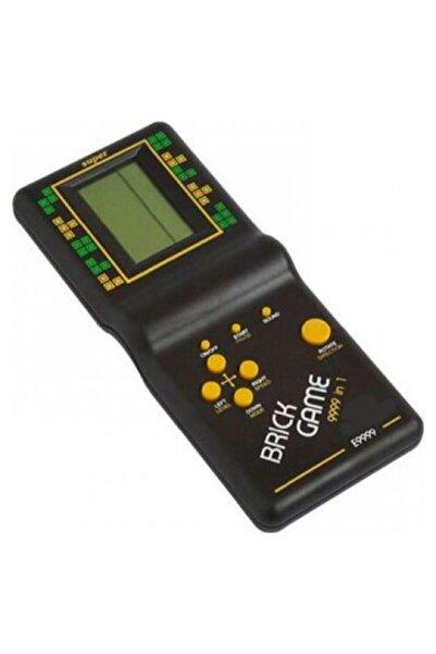 Phigo Siyah Nostaljik El Atarisi Kutulu Tetris Blok Oyunu