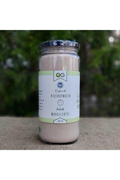 OG natural Organik Keçiboynuzlu Bebek Muhallebisi Karışımı 320 gr 8 A