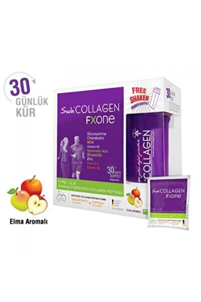 Suda Collagen Fxone Apple 30 Saşe