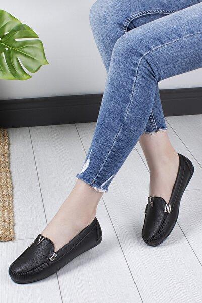Khayt Kadın Flora Casual Günlük Babet Ayakkabı