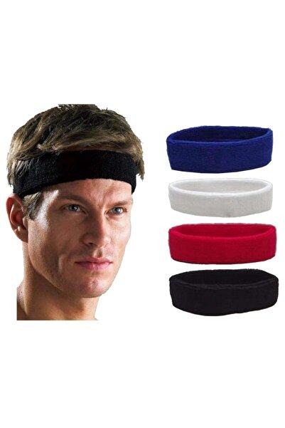 Hs Hair Style Maksimen Sporcu Havlu Saç Bandı Kafa Bandı Headband