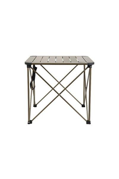 NURGAZ Campout Aluminyum Katlanır Kamp Masası Küçük