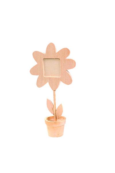 Colorations Çiçek Şeklinde Ahşap Boyama