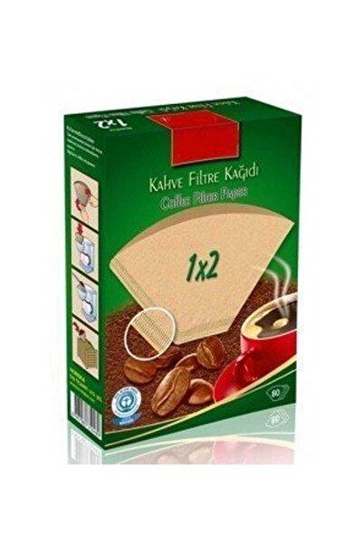 Caffeo Brawi Kahve Filtre Kağıdı 80 Adet