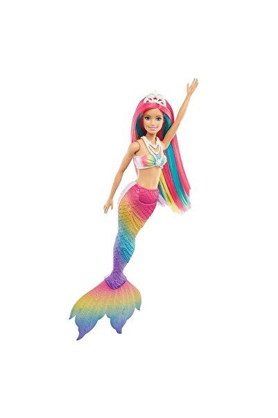 Barbie Gtf89 Renk Değiştiren Sihirli Denizkızı