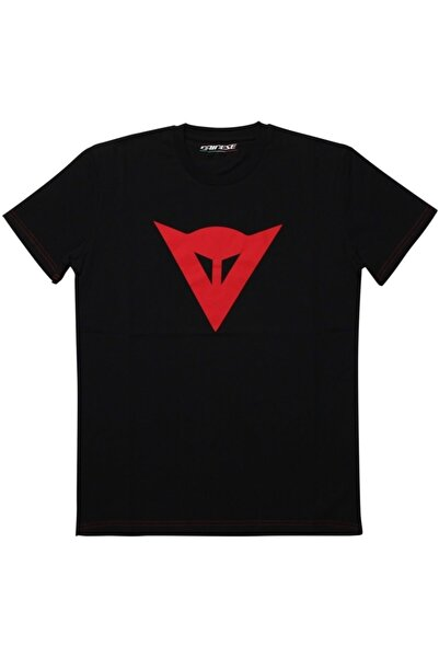 Dainese Speed Demon Erkek Siyah T-shirt Dns-1896742.606