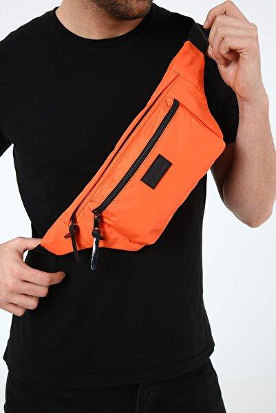 Bagslab Kremit Unisex Cepli Bel Çantası-bodybag(YAN ASILARAK KULLANIMA UYGUN)