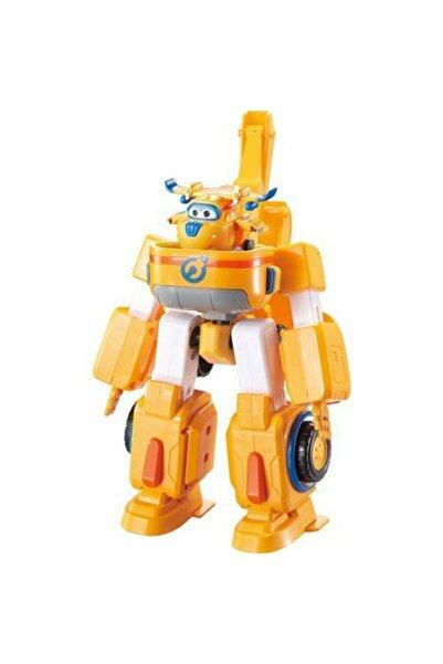Harika Kanatlar Donnie Nin Dönüşen Dozeri Donnie Robotu