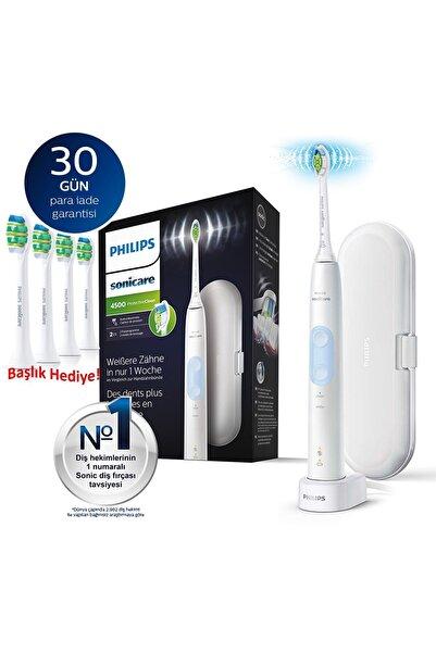 Philips Sonicare Hx6839/28 - Protective Clean 4500 Şarjlı Diş Fırçası + 4 Lü Yedek Başlık Hediye