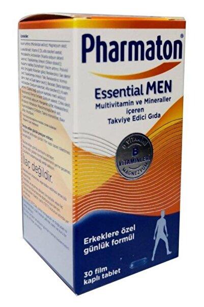 Pharmaton Essential Men 30 Tablet   Erkeklere Özel