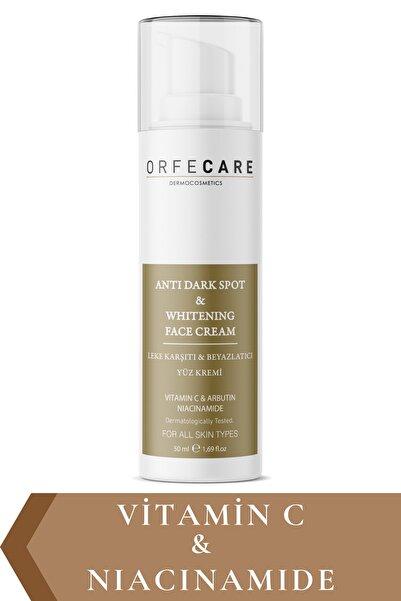 OrfeCare Leke Karşıtı & Beyazlatıcı Yüz Kremi 50 ml