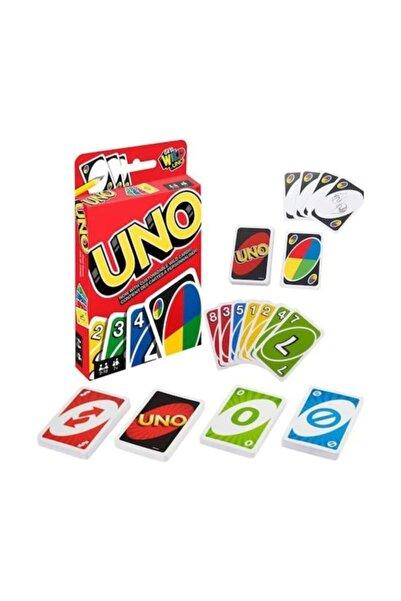 kidstime Uno Oyun Kartı Kaliteli Kartlar