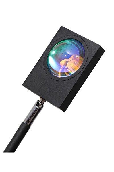 İncisoft Ayaklı Işık Kaynağı 360 Derece Dönebilen Işık Başlığı K160h