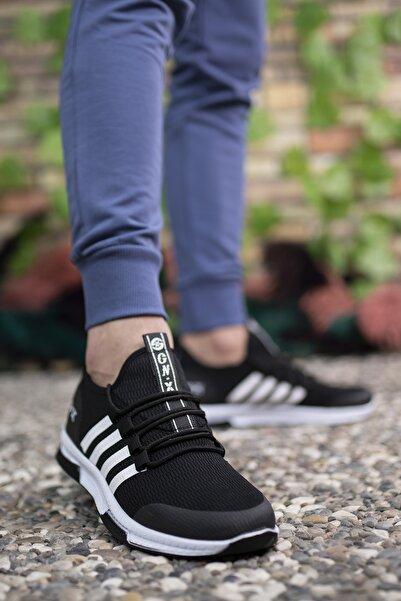 Riccon Generation X Siyah Beyaz Beyaz Unisex Sneaker 00122030