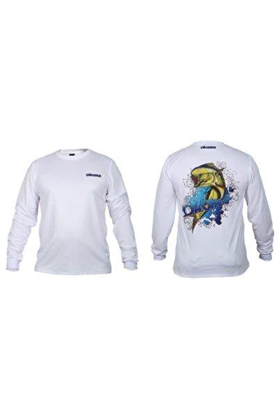Okuma Unisex Dorado Long Sleeve T-shirt 2 L