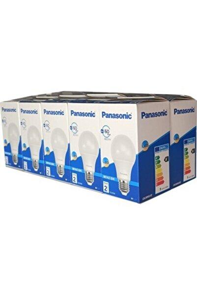 PANASONIC 8.5 W - 60 W 10'lu Led Ampul E-27 Duy Beyaz Işık