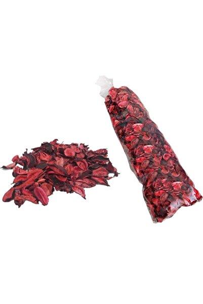 Huzur Party Store 100 Gram Kokulu Dekoratif Masa Süsleme Gerçek Isparta Kırmızı Gül Kurusu Yaprağı Romantik Süs