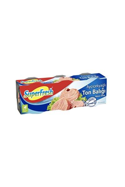 SuperFresh Klasik Ton Balığı 3*75 Gr