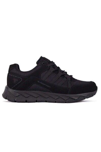 Slazenger Kobra Sneaker Unisex Ayakkabı Siyah / Siyah Sa11re049