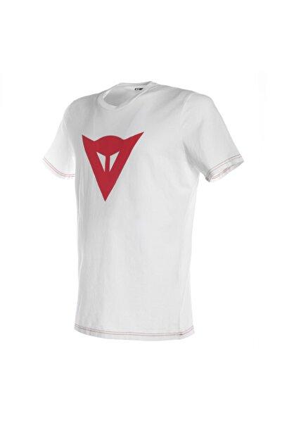 Dainese Erkek Beyaz T-shirt