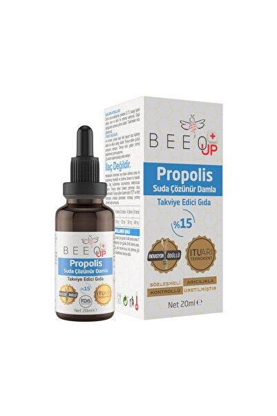 Bee`o Up Beeo Up Propolis Suda Çözülür Damla 20 ml