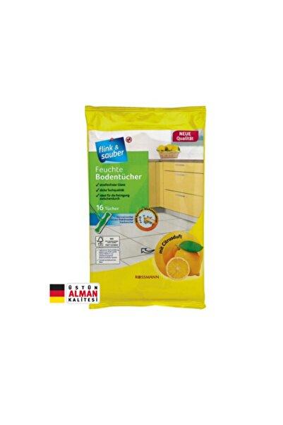 DOMOL Flink Sauber Yer Bezi Limon Vegan X 3 Adet
