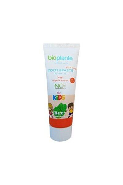Bioplante Organik Çocuk Diş Macunu B12 Vitaminli 75 Ml