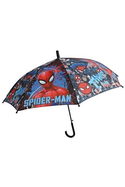 Frocx Erkek Çocuk Örümcek Adam Lisanslı Çocuk Şemsiyesi