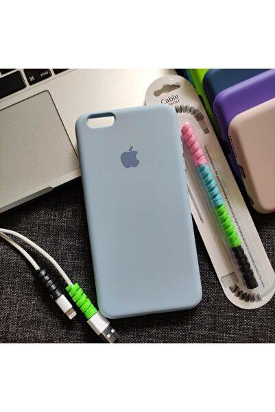 Mislina Iphone  6s Plus Uyumlu Logolu Lansman Kılıf