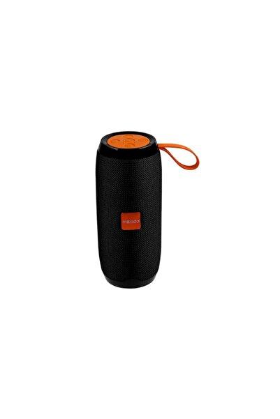 Mikado Siyah Bluetooth Taşınabilir Speaker Usb  Aux  Tf Card 3.7v 1200mah Md-bt56