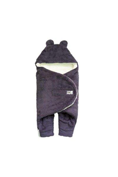 Owli Bebek Kışlık Dış Kundak Battaniye 0-6 Ay-mor