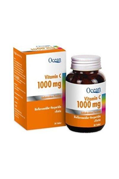 Ocean Vitamin C 1000 mg 30 Tablet