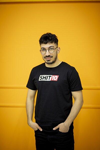 Fortnite Unısex Siyah Shıton Fortnıte Tişört