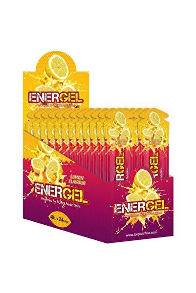 Torq Nutrition Limon Energel Enerji Ve Performans Jeli 40 gr 24 Adet