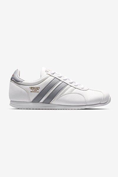 Lescon Kadın  Campus 2 Beyaz Sneaker Ayakkabı