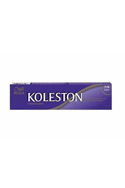 Koleston Krem Tüp Saç Boyası - 7.0 Kumral