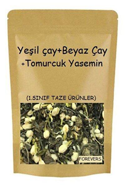 forevers Tomurcuk Yasemin & Beyaz Çay & Yeşil Çay 85 Gram